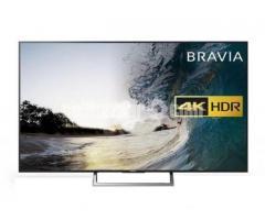 SONY 49''X8000E BRAVIA 4K TV