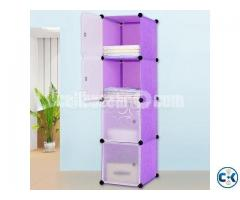 Ever changing Combination Cabinet 4 Cube Creative