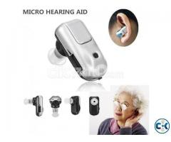 MicroPlus Hearing Amplifier For Old Deaf