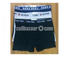 Men's Boxer Shorts: Calvin Klein, Hugo Boss & Tommy Hilfigar - Image 3/4