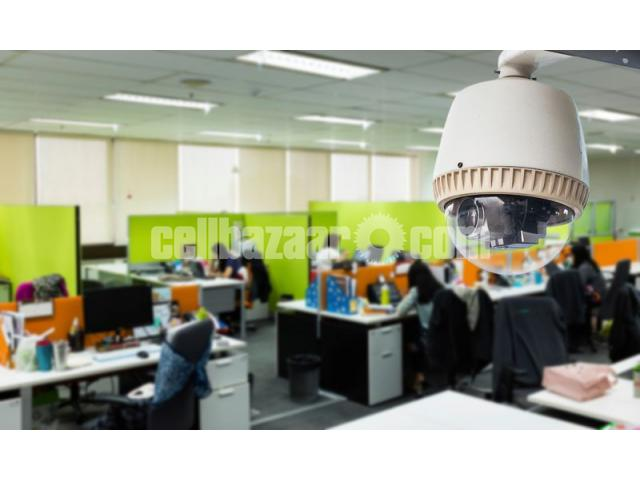 CCTV camera service provided at Home/office - 3/4