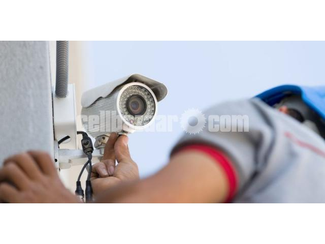 CCTV camera service provided at Home/office - 4/4