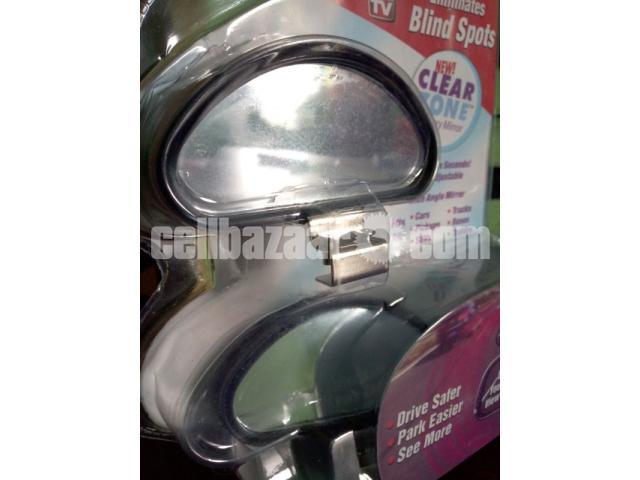 Clear Zone Blind Spot Mirror - 1/3