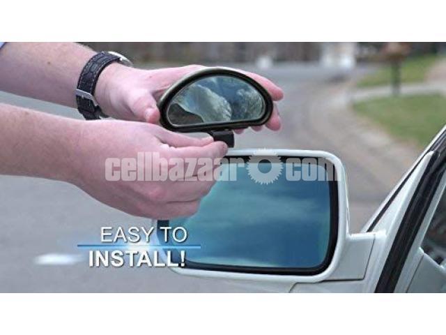 Clear Zone Blind Spot Mirror - 3/3