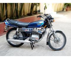Yamaha RX 2002