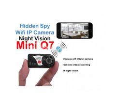 Wifi IP Camera Spy Camera Mini Q7