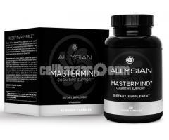 Allysian Mastermind™ 180 Veggie Capsules from Canada - Image 4/4