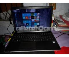একটি নতুন এইচ পি  ল্যাপটপ HP Core i3 Laptop