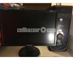 duel core desktop computer