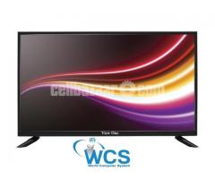 """View One 32"""" Smart LED Tv"""