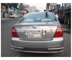 Toyota x Corolla 2005/08