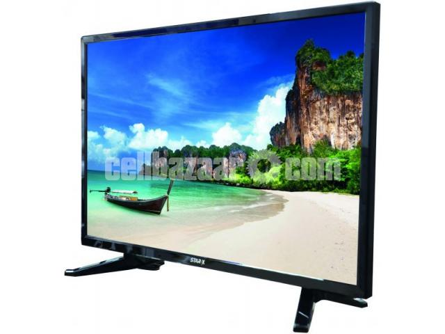 Starex 32 Inch HD Wall Mountable LED TV - 1/1