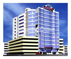 office space rent in shyamoli square/ shyamoli cinema hall building