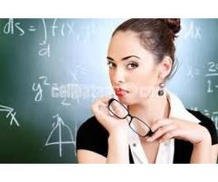 BEST O/A LEVEL TUTOR FOR ACCOUNTING