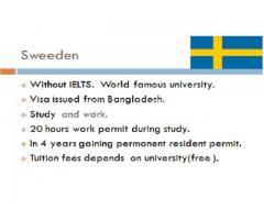 Sweeden visa