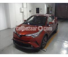 Toyota C-HR Hybrid 1.8 S LED Edition