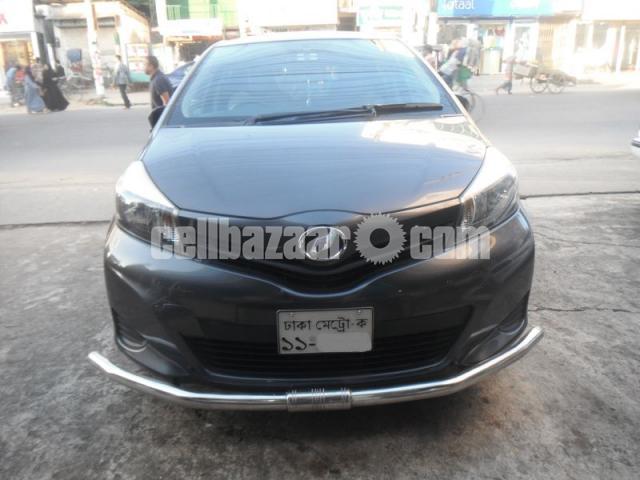 Toyota Vitz 2011/17 - 1/5