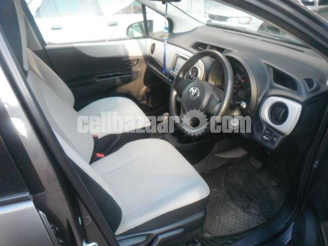 Toyota Vitz 2011/17 - 4/5