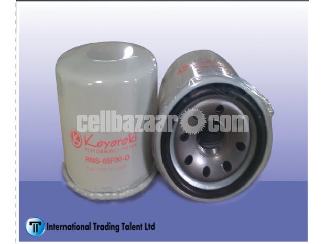 AIR FILTER, AC/ CABIN FILTER, OIL FILTER - 2/3