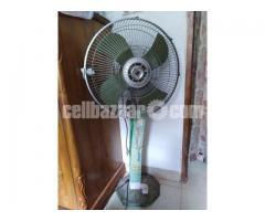 GFC Pedestal Fan (Used for 1 Yr)