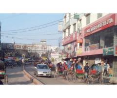 Ready L Block, 5 Katha Residential plot for sale at Basundhara R/A