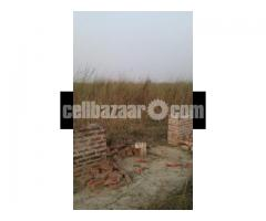 Ready P Block, 3 katha Residential plot for sale at Basundhara R/A