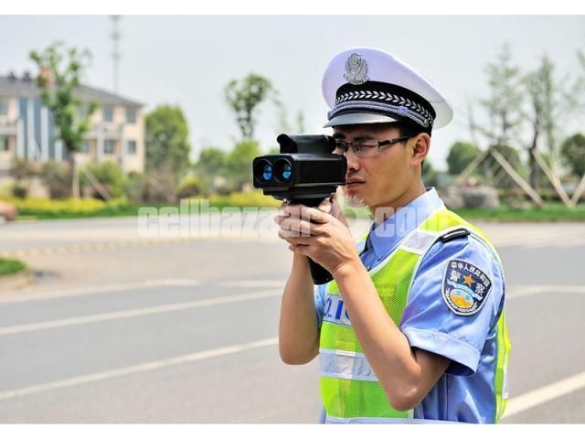 PACECAT Laser Speed Gun With Camera Police Laser Speed Gun For Speed Enforcement(Video Recording) - 2/5