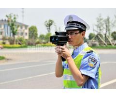 PACECAT Laser Speed Gun With Camera Police Laser Speed Gun For Speed Enforcement(Video Recording)