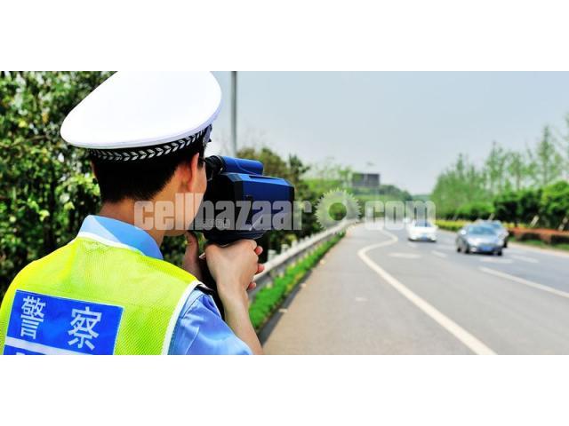 PACECAT Laser Speed Gun With Camera Police Laser Speed Gun For Speed Enforcement(Video Recording) - 3/5
