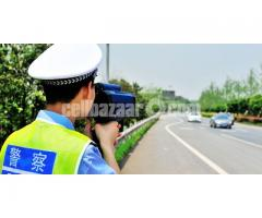PACECAT Laser Speed Gun With Camera Police Laser Speed Gun For Speed Enforcement(Video Recording) - Image 3/5