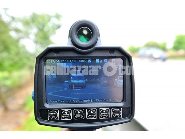 PACECAT Laser Speed Gun With Camera Police Laser Speed Gun For Speed Enforcement(Video Recording) - 5/5