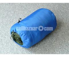 Adult Sleeping Bag with Carry Bag perfect for Tent Camping Festival