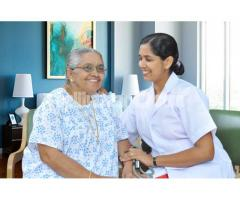 Caregiver Home Health Services in Dhaka City