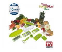 Nicer Dicer Plus Vegetables Cutter Set