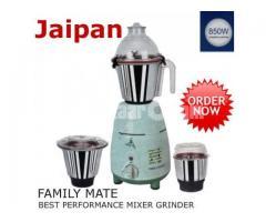Jaipan Family Mate 850Watt Mixer Grinder