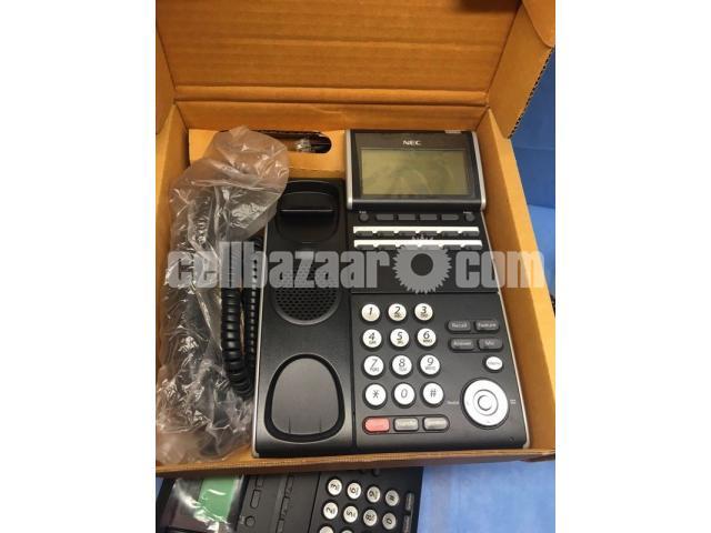 NEC DTL-6DE-1 BK TEL DT300 - 3/5