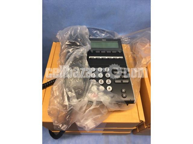 NEC DTL-6DE-1 BK TEL DT300 - 4/5