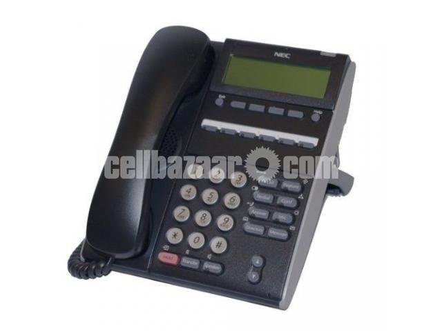NEC DTL-6DE-1 BK TEL DT300 - 5/5