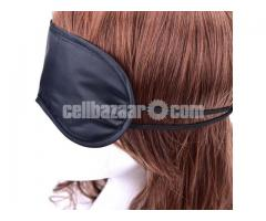 Eye Mask Shade Nap Cover Blindfold Travel Rest Professional Sleep