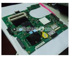 Doel laptop mother board