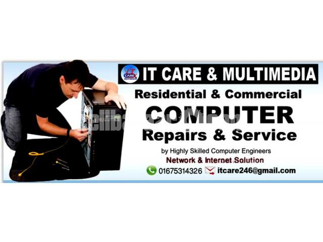 Computer & IT Service In Dhaka @ Low Cost - 1/5