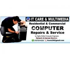 Computer & IT Service In Dhaka @ Low Cost