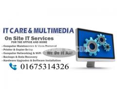 Computer & IT Service In Dhaka @ Low Cost - Image 3/5
