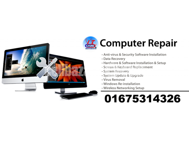 Computer & IT Service In Dhaka @ Low Cost - 4/5