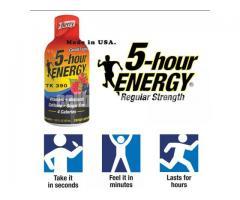 5-Hour Energy Drink, Berry Flavor