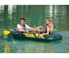 Intex Seahawk 2 Inflatable Boat / Fishing Boat / Air Boat (2 Person)