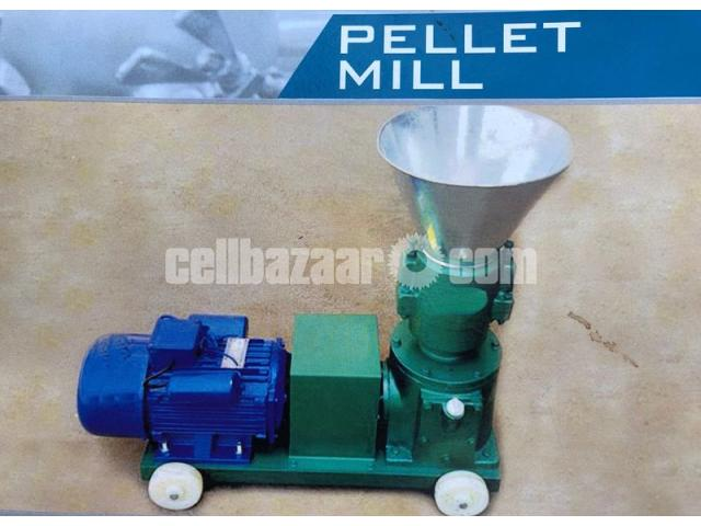 Poultry feed machine - 1/3