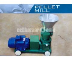 Poultry feed machine