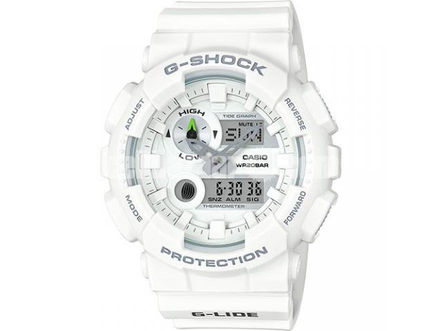 WW0152 Original Casio G-Shock G-Glide Sports Watch GAX-100A-7A - 1/5