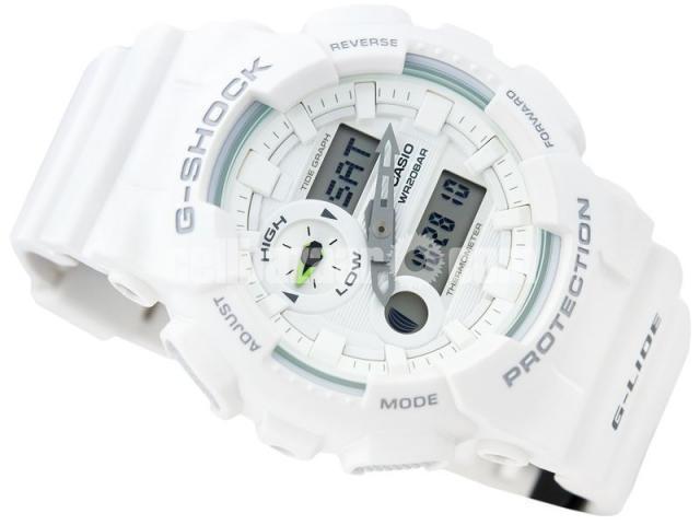 WW0152 Original Casio G-Shock G-Glide Sports Watch GAX-100A-7A - 2/5
